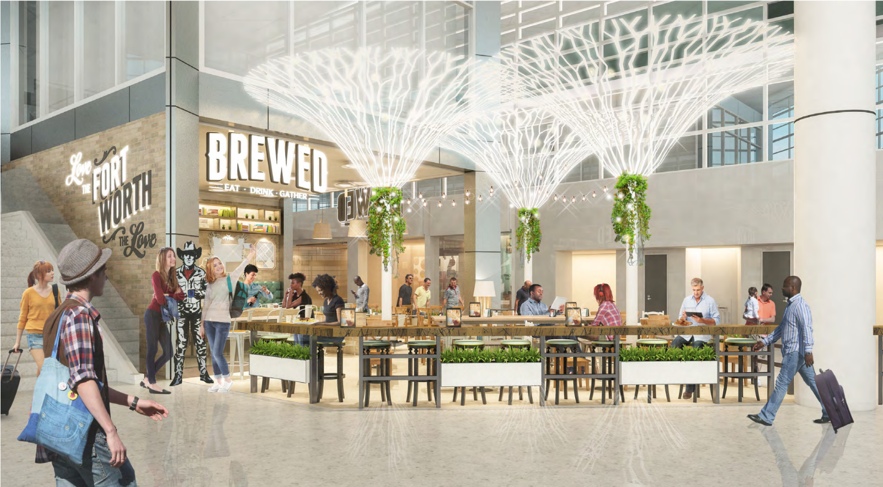 Near Southside Restaurant To Open Location At Dfw Airport