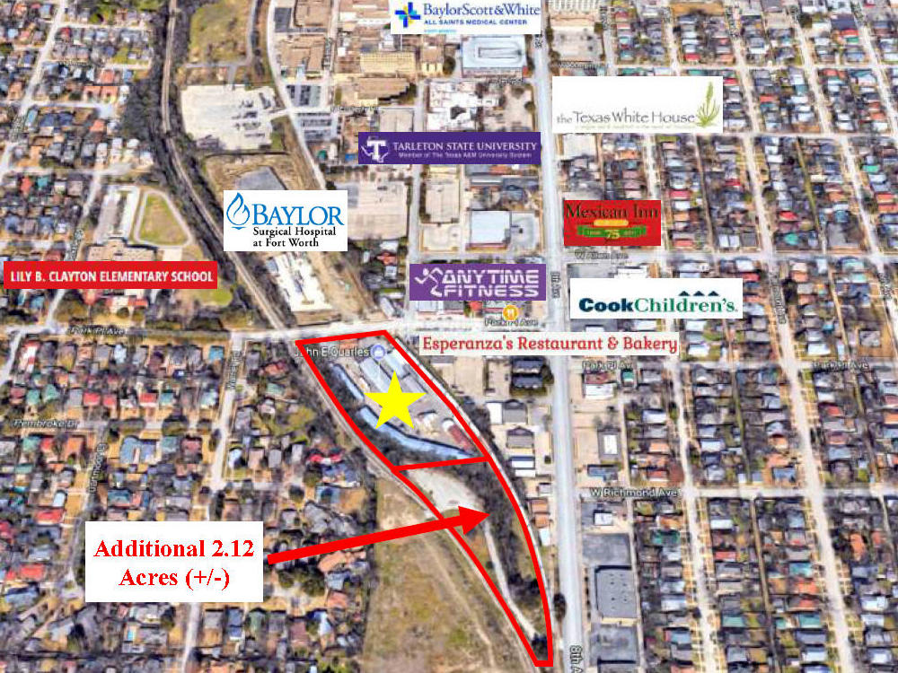 Development Site Ideal For Multi-Family or Medical-Commerical 1801 Park Place Avenue
